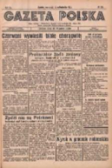 Gazeta Polska: codzienne pismo polsko-katolickie dla wszystkich stanów 1936.10.31 R.40 Nr255