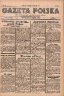 Gazeta Polska: codzienne pismo polsko-katolickie dla wszystkich stanów 1936.11.03 R.40 Nr257
