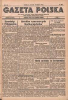 Gazeta Polska: codzienne pismo polsko-katolickie dla wszystkich stanów 1936.11.12 R.40 Nr265
