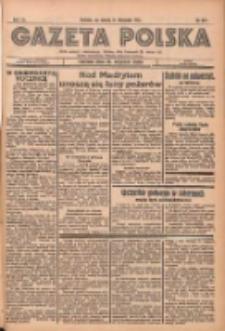 Gazeta Polska: codzienne pismo polsko-katolickie dla wszystkich stanów 1936.11.14 R.40 Nr267