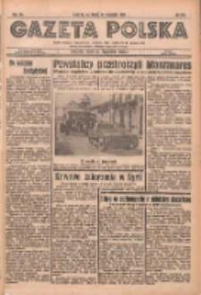 Gazeta Polska: codzienne pismo polsko-katolickie dla wszystkich stanów 1936.11.18 R.40 Nr270