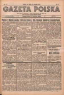 Gazeta Polska: codzienne pismo polsko-katolickie dla wszystkich stanów 1936.11.20 R.40 Nr272