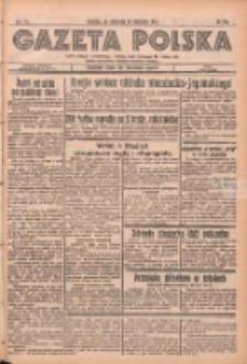 Gazeta Polska: codzienne pismo polsko-katolickie dla wszystkich stanów 1936.11.22 R.40 Nr274