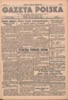 Gazeta Polska: codzienne pismo polsko-katolickie dla wszystkich stanów 1936.11.25 R.40 Nr276