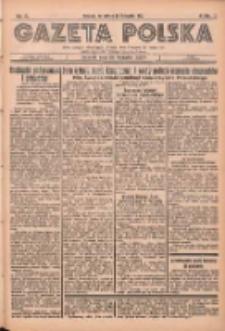 Gazeta Polska: codzienne pismo polsko-katolickie dla wszystkich stanów 1936.11.28 R.40 Nr279