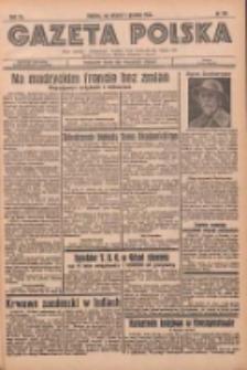 Gazeta Polska: codzienne pismo polsko-katolickie dla wszystkich stanów 1936.12.01 R.40 Nr281