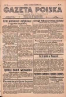 Gazeta Polska: codzienne pismo polsko-katolickie dla wszystkich stanów 1936.12.08 R.40 Nr287