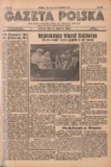 Gazeta Polska: codzienne pismo polsko-katolickie dla wszystkich stanów 1936.12.10 R.40 Nr288