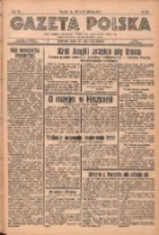 Gazeta Polska: codzienne pismo polsko-katolickie dla wszystkich stanów 1936.12.11 R.40 Nr289