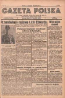 Gazeta Polska: codzienne pismo polsko-katolickie dla wszystkich stanów 1936.12.13 R.40 Nr291