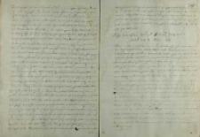 List Stanisława Karnkowskiego arcybiskupa gnieźnieńskiego do króla Zygmunta III, ok.1589