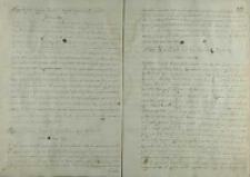 List króla Zygmunta III do papieża Sykstusa V, ok.1593