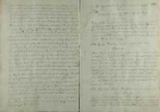 List króla Zygmunta III do elektora brandenburskiego Jerzego Fryderyka, ok. 1589