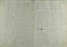 List Hieronima Rozdrażewskiego do króla Zygmunta III, 1589