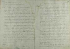 List króla Zygmunta III do papieża Klemensa VIII, Warszawa ok.1592