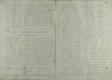 List Jana Tarnowskiego do Germanica Malaspiny biskupa San Severino, ok. 1592