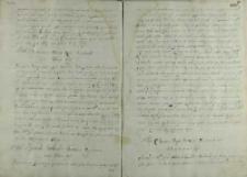 List papieża Klemensa VIII do króla Zygmunta III, ok. 1592