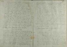 List Krzysztofa Zborowskiego do Andreasa Jeringa biskupa wrocławskiego, Opole ok.1592