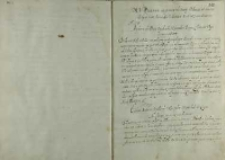 List papieża Klemensa VIII [Grzegorz XIV] do Andrzeja Opalińskiego, Rzym 20.01.1591