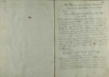 List Hannibla de Capua biskupa neapolitańskiego do Andrzeja Opalińskiego, Rzym ok.1591