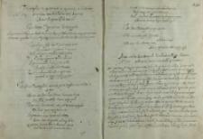 Napisy na bramach triumfalnych podczas ceremonii weselnej króla Zygmunta III z Anną Habsbużanką