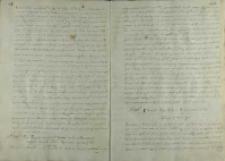List króla Zygmunta III do papieża Klemensa VIII, Wilno 02.09.1601