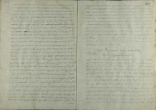 List papieża Klemensa VIII do Jerzego Radziwiłła biskupa krakowskiego, Rzym 08.11.1595