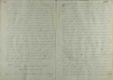 List papieża Klemensa VIII do Jana Zamoyskiego, Rzym 08.11.1595