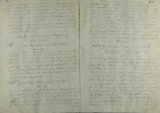 List króla Zygmunta III do papieża Klemensa VIII, ok. 1595