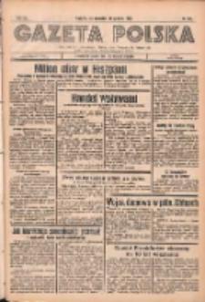 Gazeta Polska: codzienne pismo polsko-katolickie dla wszystkich stanów 1936.12.17 R.40 Nr294