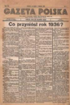 Gazeta Polska: codzienne pismo polsko-katolickie dla wszystkich stanów 1937.01.01 R.41 Nr1