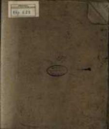 Zbiór pieśni towarzyskich z 1 połowy XIX w.