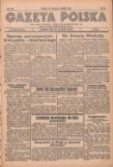 Gazeta Polska: codzienne pismo polsko-katolickie dla wszystkich stanów 1937.01.16 R.41 Nr13