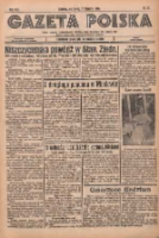 Gazeta Polska: codzienne pismo polsko-katolickie dla wszystkich stanów 1937.01.27 R.41 Nr22