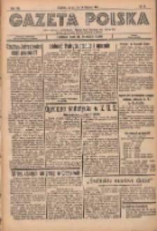 Gazeta Polska: codzienne pismo polsko-katolickie dla wszystkich stanów 1937.01.29 R.41 Nr24