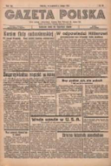 Gazeta Polska: codzienne pismo polsko-katolickie dla wszystkich stanów 1937.02.04 R.41 Nr28