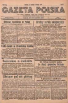 Gazeta Polska: codzienne pismo polsko-katolickie dla wszystkich stanów 1937.02.06 R.41 Nr30