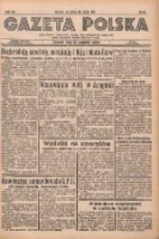 Gazeta Polska: codzienne pismo polsko-katolickie dla wszystkich stanów 1937.02.20 R.41 Nr42