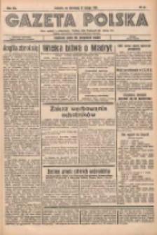 Gazeta Polska: codzienne pismo polsko-katolickie dla wszystkich stanów 1937.02.21 R.41 Nr43