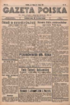Gazeta Polska: codzienne pismo polsko-katolickie dla wszystkich stanów 1937.02.23 R.41 Nr44