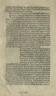 Omnes libri beati Augusti Aurelii De doctrina Christiana tres preter. quartum qui tractat de modo pronunciandi sermones Katholicos