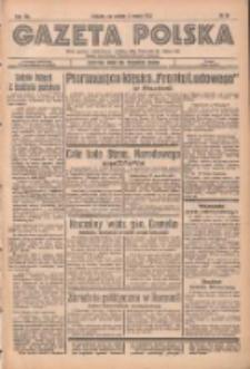 Gazeta Polska: codzienne pismo polsko-katolickie dla wszystkich stanów 1937.03.06 R.41 Nr54