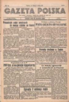 Gazeta Polska: codzienne pismo polsko-katolickie dla wszystkich stanów 1937.03.09 R.41 Nr56