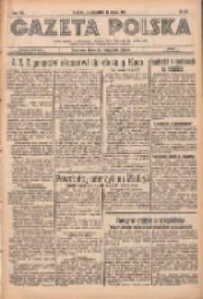 Gazeta Polska: codzienne pismo polsko-katolickie dla wszystkich stanów 1937.03.11 R.41 Nr58
