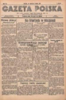 Gazeta Polska: codzienne pismo polsko-katolickie dla wszystkich stanów 1937.03.16 R.41 Nr62