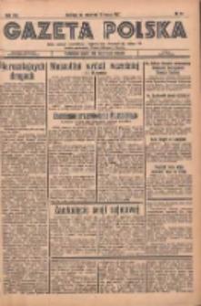 Gazeta Polska: codzienne pismo polsko-katolickie dla wszystkich stanów 1937.03.25 R.41 Nr70