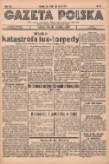 Gazeta Polska: codzienne pismo polsko-katolickie dla wszystkich stanów 1937.03.27 R.41 Nr72