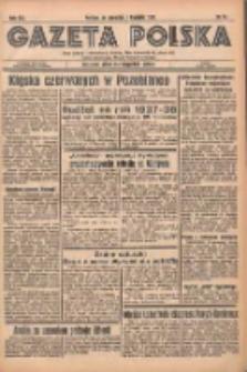 Gazeta Polska: codzienne pismo polsko-katolickie dla wszystkich stanów 1937.04.01 R.41 Nr75