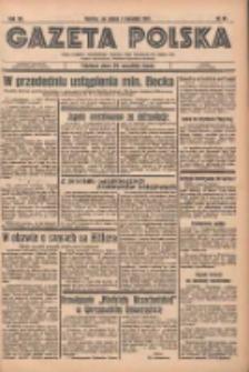 Gazeta Polska: codzienne pismo polsko-katolickie dla wszystkich stanów 1937.04.09 R.41 Nr82