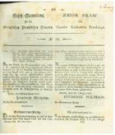 Gesetz-Sammlung für die Königlichen Preussischen Staaten. 1832 No10